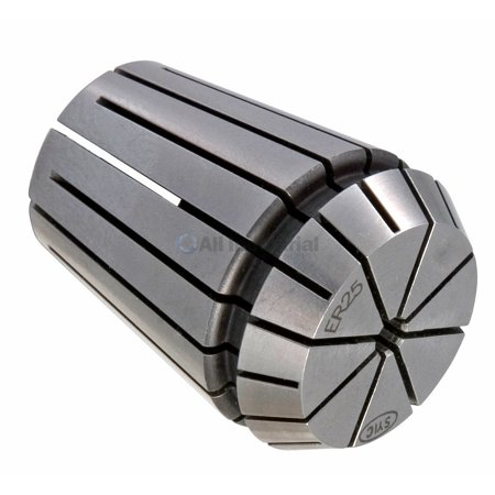 TECHNIKS 1 8 SUPER PRECISION ER25 COLLET 0002 ACCURACY CNC CHUCK MILL