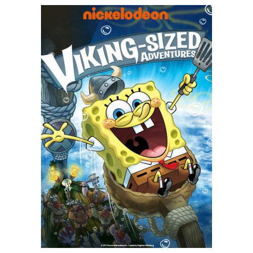 SpongeBob SquarePants: Viking Sized Adventures (2012)