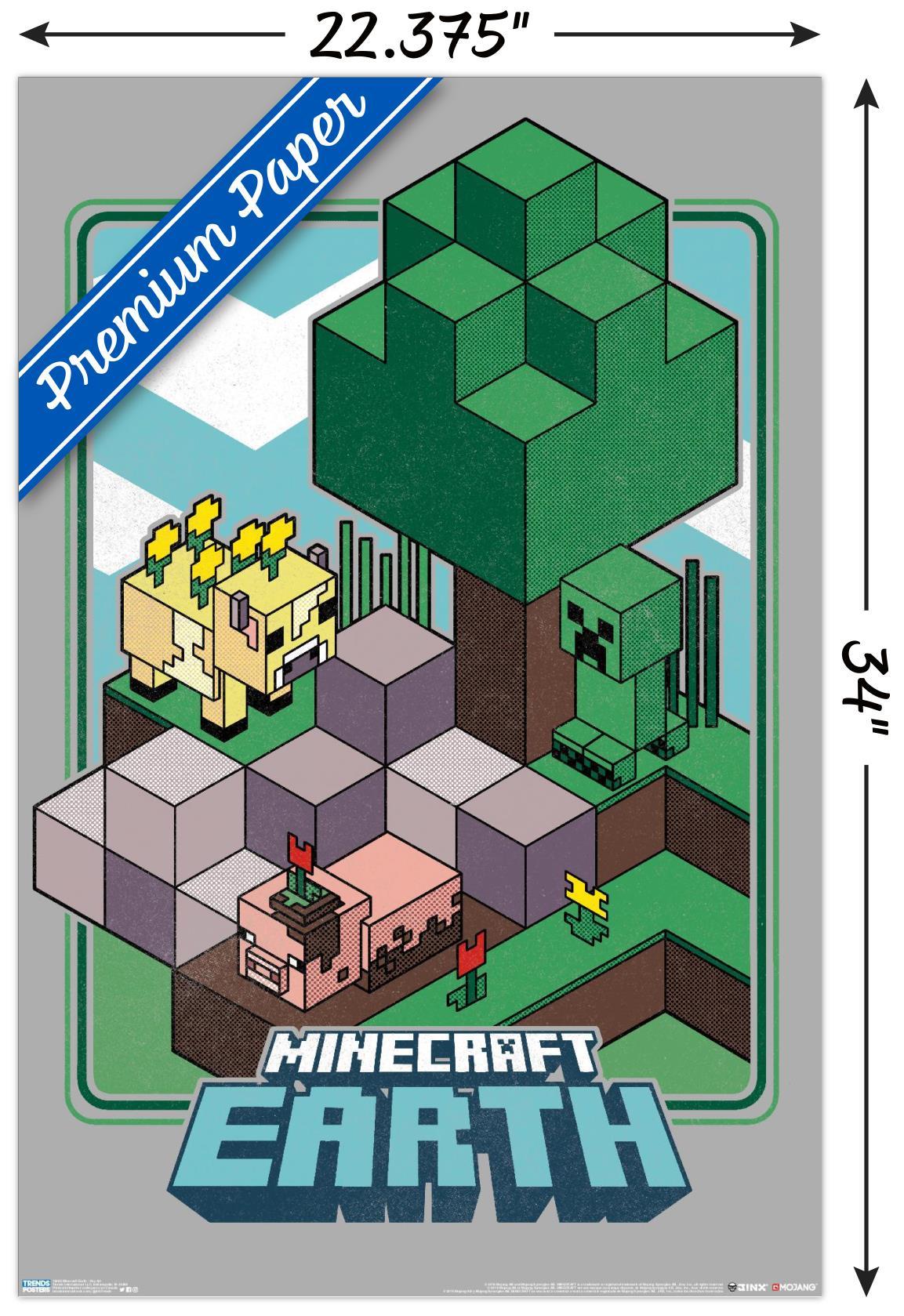 Minecraft Earth - Key Art