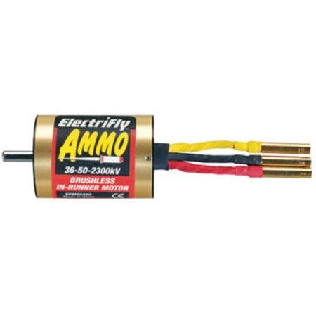 Ammo 36-50-2300Kv Brushless Inrunner Motor