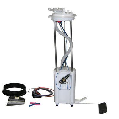 Quantum Fuel Pump Assembly (1 Connector) w/ Sending Unit Chevrolet Silverado 2500 1999 - 2003 6.0L