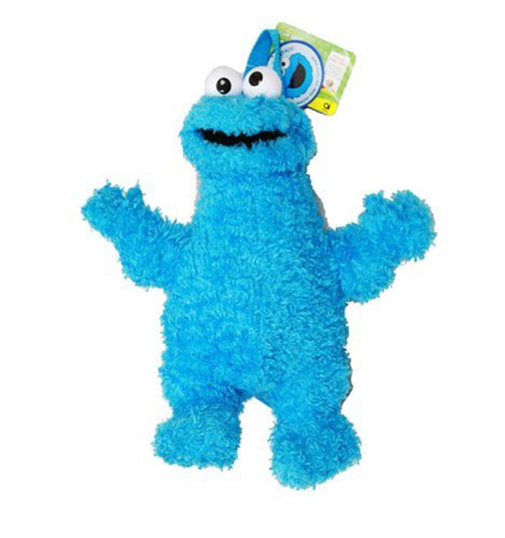 Plush Backpack - Sesame Street - Cookie Monster New Soft Doll Toys ss1001