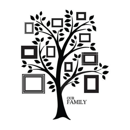 "WallPops Tree of ""R"" Life Giant Wall Art Kit"