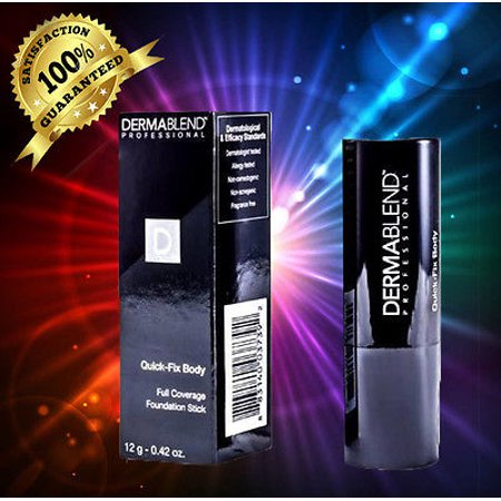 DERMABLEND Quick Fix Body Full Coverage Foundation Stick Nude 12 g .42oz-04