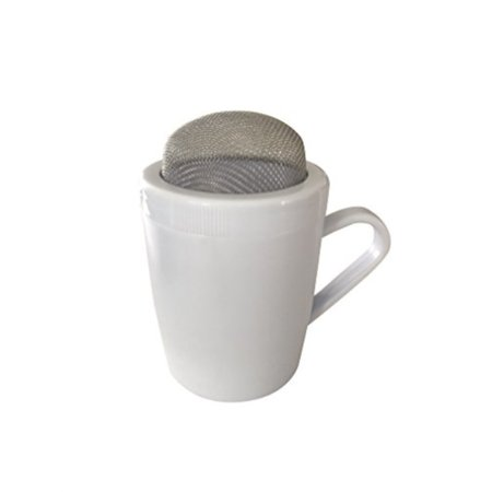Powder Sugar Shaker, Flour Sifter Holds 1 Cup