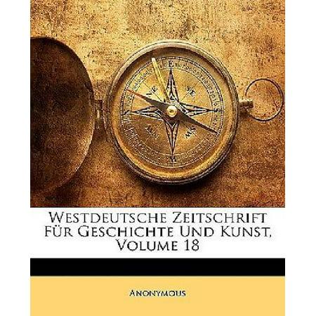 Westdeutsche Zeitschrift Fr Geschichte Und Kunst, Volume 18 - image 1 of 1
