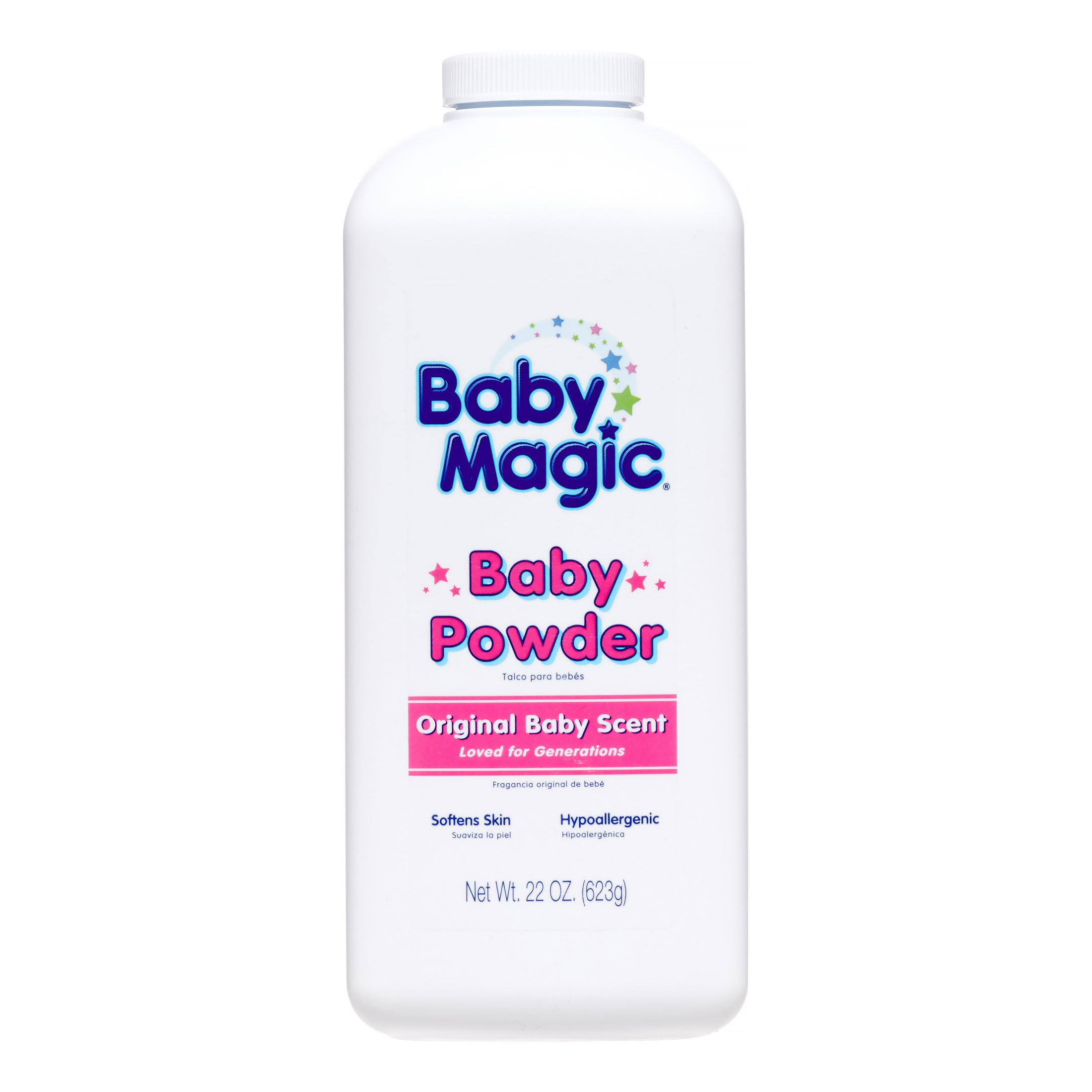 Baby Magic Baby Powder, Original Baby, 22 Fl Oz by Naterra International, Inc.