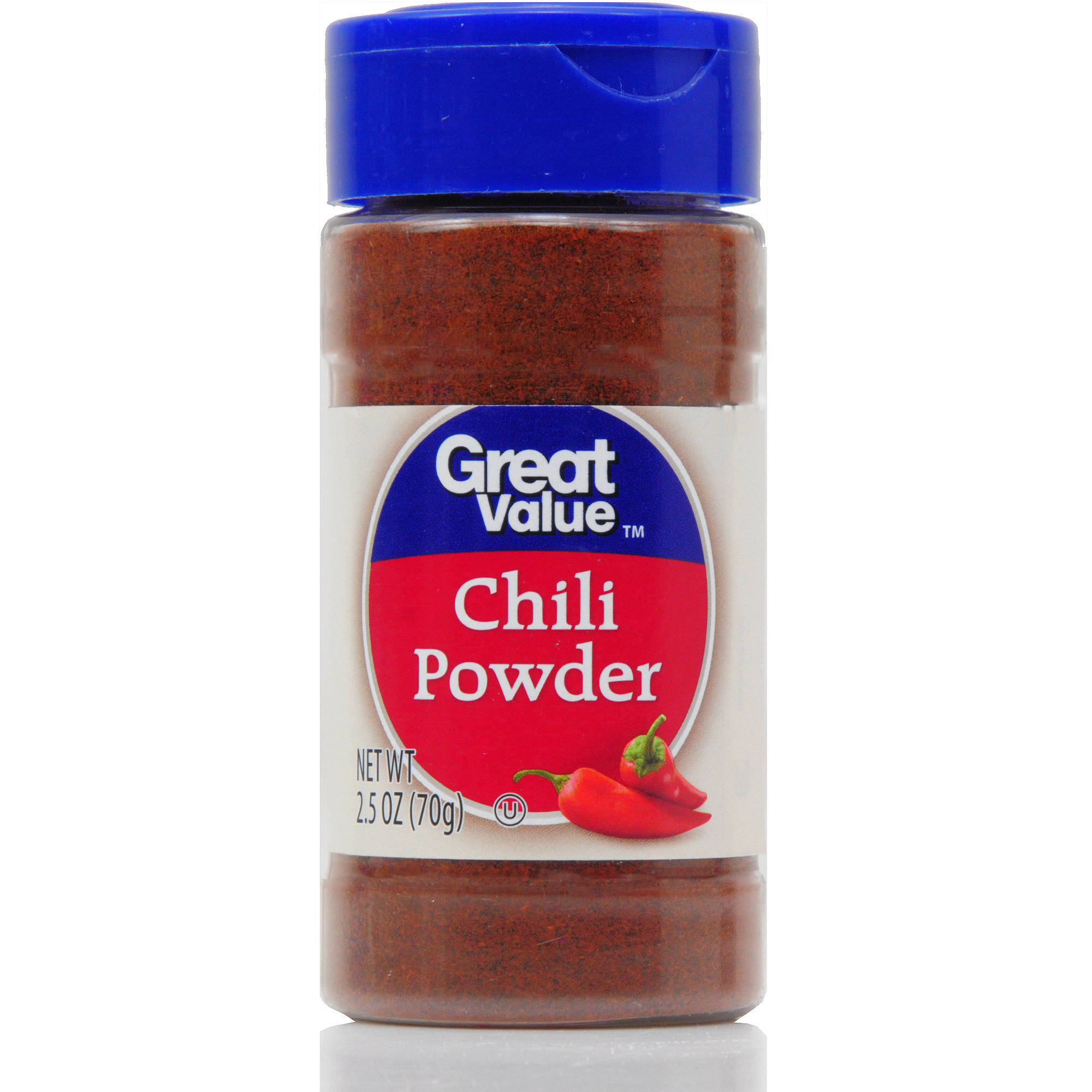 Great Value Chili Powder, 2.5 oz