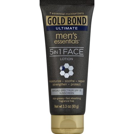 GOLD BOND® Ultimate Men's 5-in-1 Face Lotion