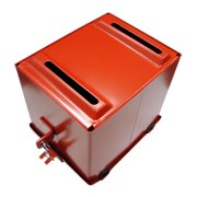 Battery Box For Case International Harvester H; Hv; Super H; W4;