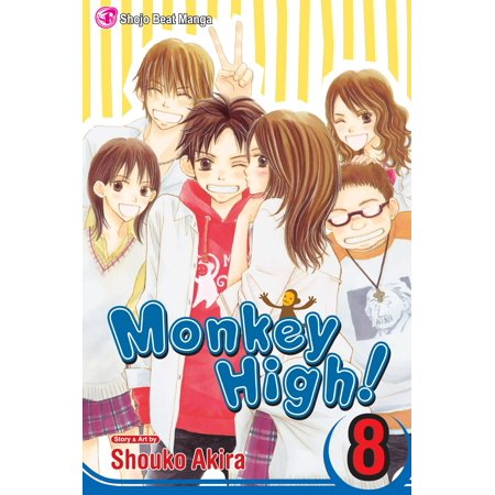 Monkey High!, Vol. 8