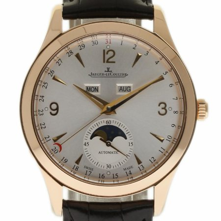 Jaeger Lecoultre Master Calendar 176.2.12 Gold  Watch (Certified Authentic & Warranty)
