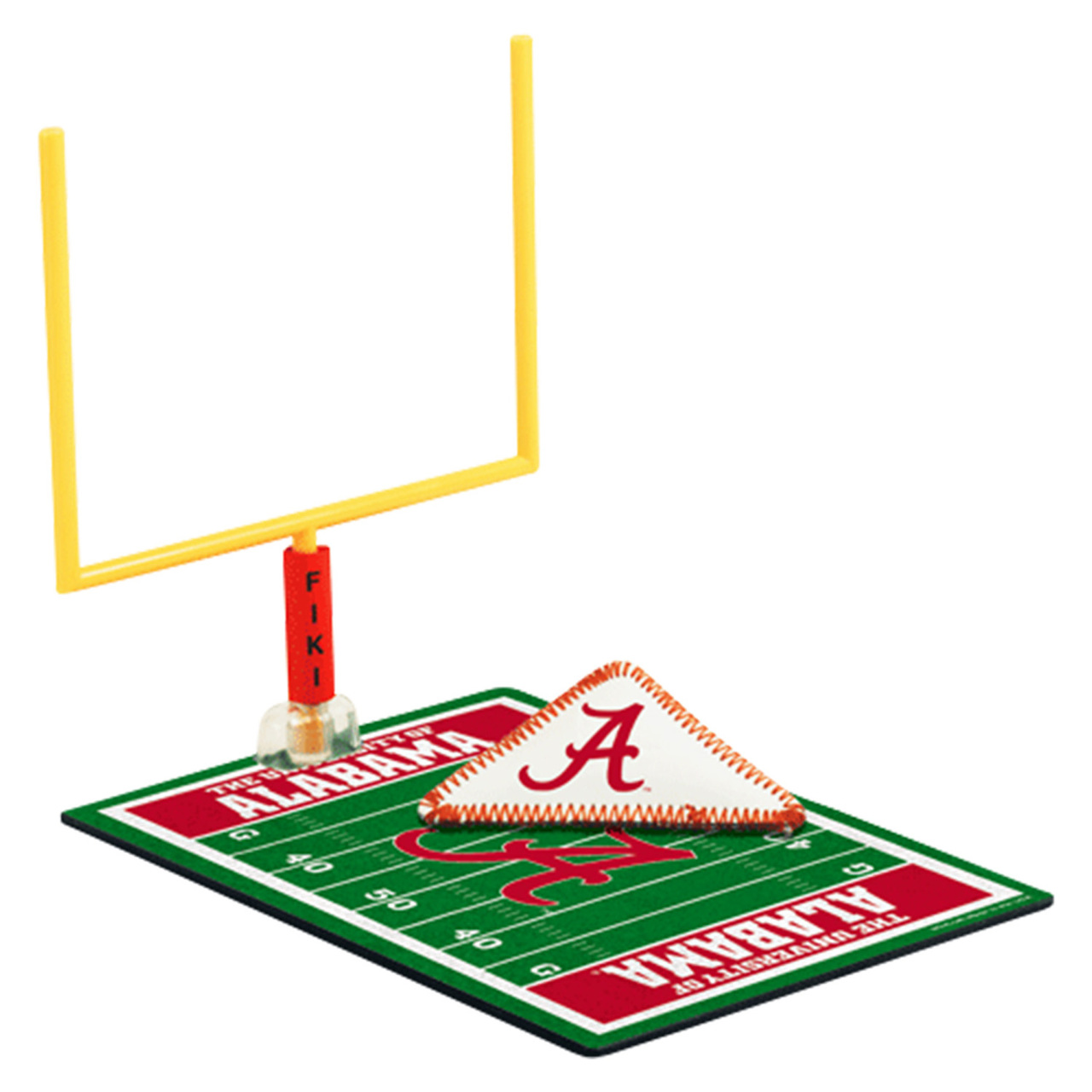 Alabama Crimson Tide FIKI Football Game Set Crimson by Wincraft