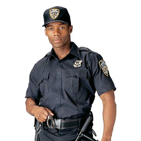 Rothco Navy Blue Short Sleeve Police Security Uniform