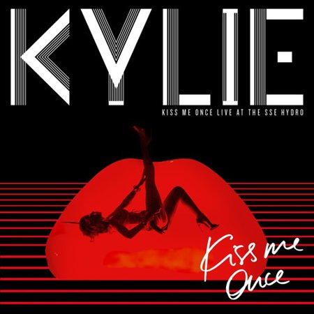 Kiss Me Once: Live at the Sse Hydro (DVD + CD) 12 Disc Black Cd Dvd