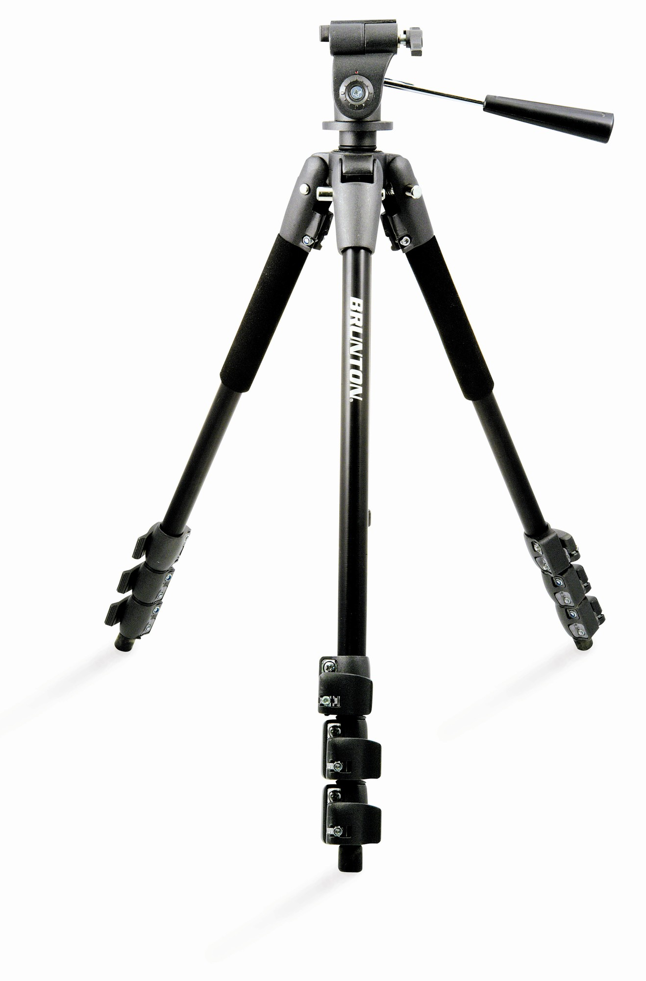Brunton Full Size Tubular Aluminum Tripod with Removable Head by Brunton