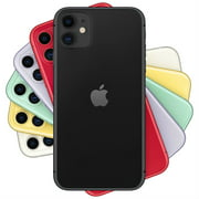AT&T Apple iPhone 11 128GB, Black - Upgrade Only