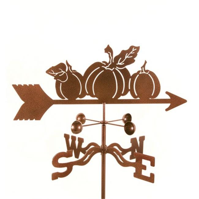 EZ Vane EZ1804-GR Pumpkins Weathervane with Garden Mount - image 1 of 1