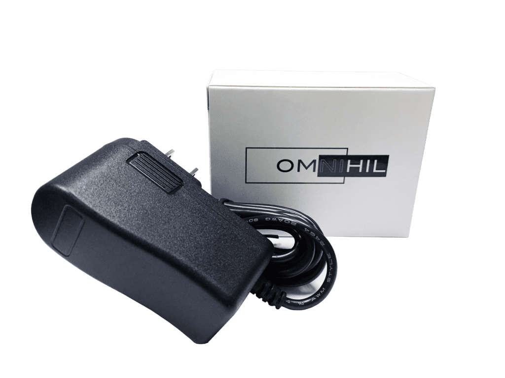 OMNIHIL (8 Foot Long) AC DC Adapter Adaptor for Saitek GPE-838D A-250 Replacement Power Supply by OMNIHIL