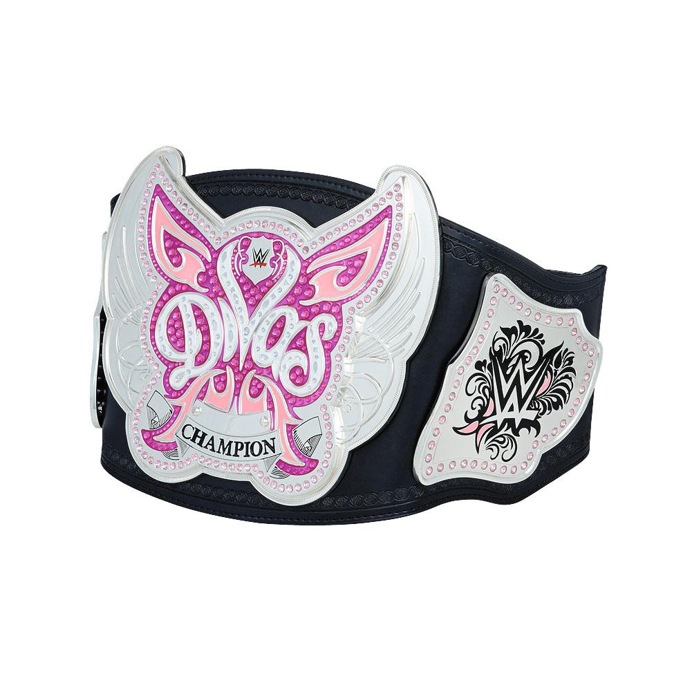 Official Wwe Authentic  Divas Championship Replica Title Belt (2014)