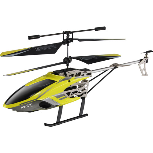 Auldey RC Swift 3-Channel Gyro Helicopter