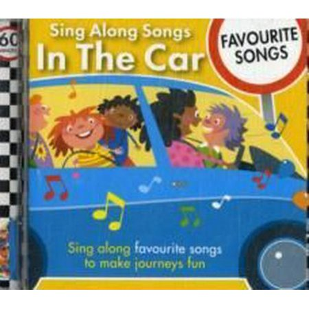 Ccr Halloween Song (Sing Along Songs in the Car - Favourite Songs (Audio)