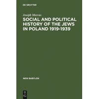 Social and Political History of the Jews in Poland 1919-1939 (Hardcover)