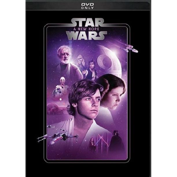 Star Wars Episode Iv A New Hope Dvd Walmart Com Walmart Com