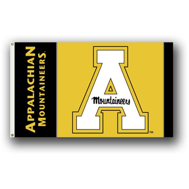 NCAA Appalachian State Mountaineers 3-by-5 Foot Flag with Grommets - image 1 of 1