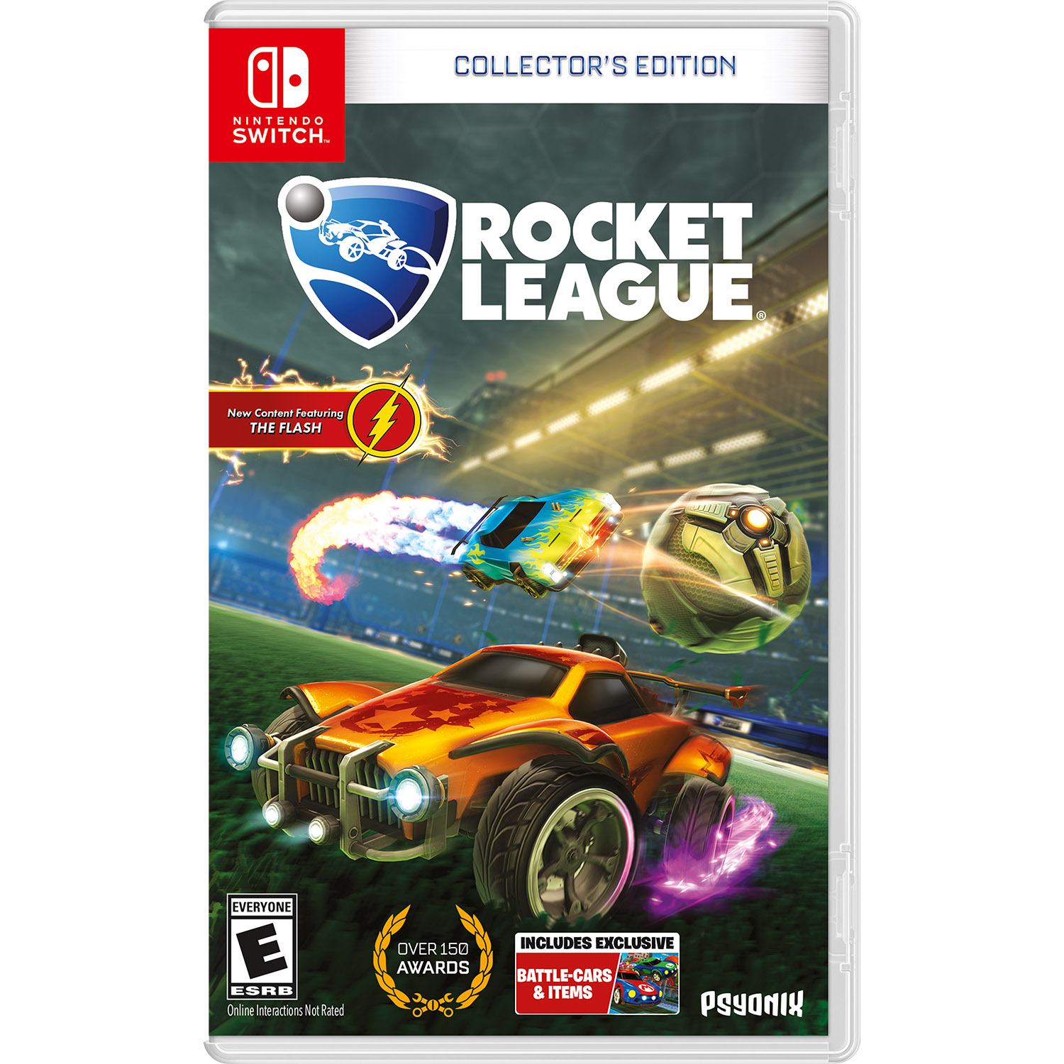 Rocket League, Psyonix, Nintendo Switch