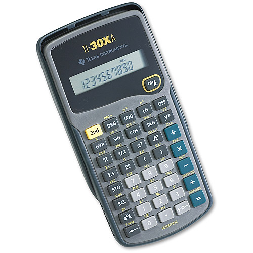 Texas Instruments TI-30Xa Calculator
