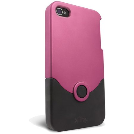Ifrogz Luxe Original Case - iFrogz Luxe Case for iPhone 4, Fuchsia