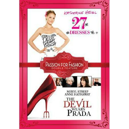 The Devil Wears Prada / 27 Dresses (DVD)