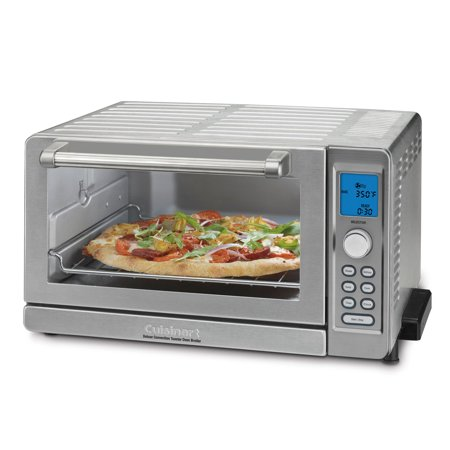 - Cuisinart Deluxe Convection Broiler Pizza & Toaster Oven (Certified Refurbished)