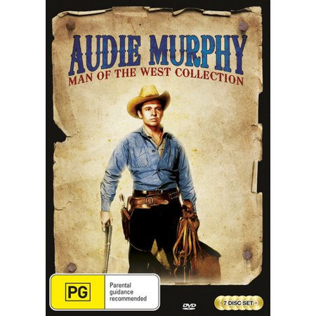 Audie Murphy Man Of The West DVD Collection Walmartcom - Audie's grocery store