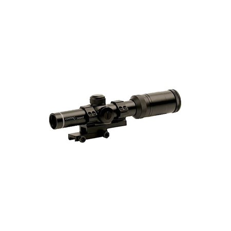 CenterPoint Optics 72002 1-4x20mm Riflescope Ultra Versatile (Best Cqb Scope For Ar 15)