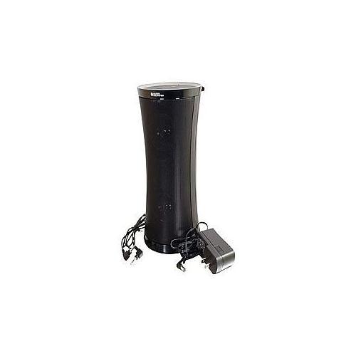 Audio Unlimited Premium Indoor/Outdoor Bluetooth Speaker-Speaker-wireless-6 Watt-black-41314