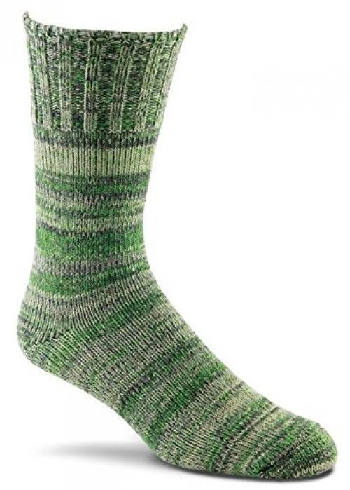 Fox River New American Merino Ragg Wool Crew Socks, Khaki, Medium