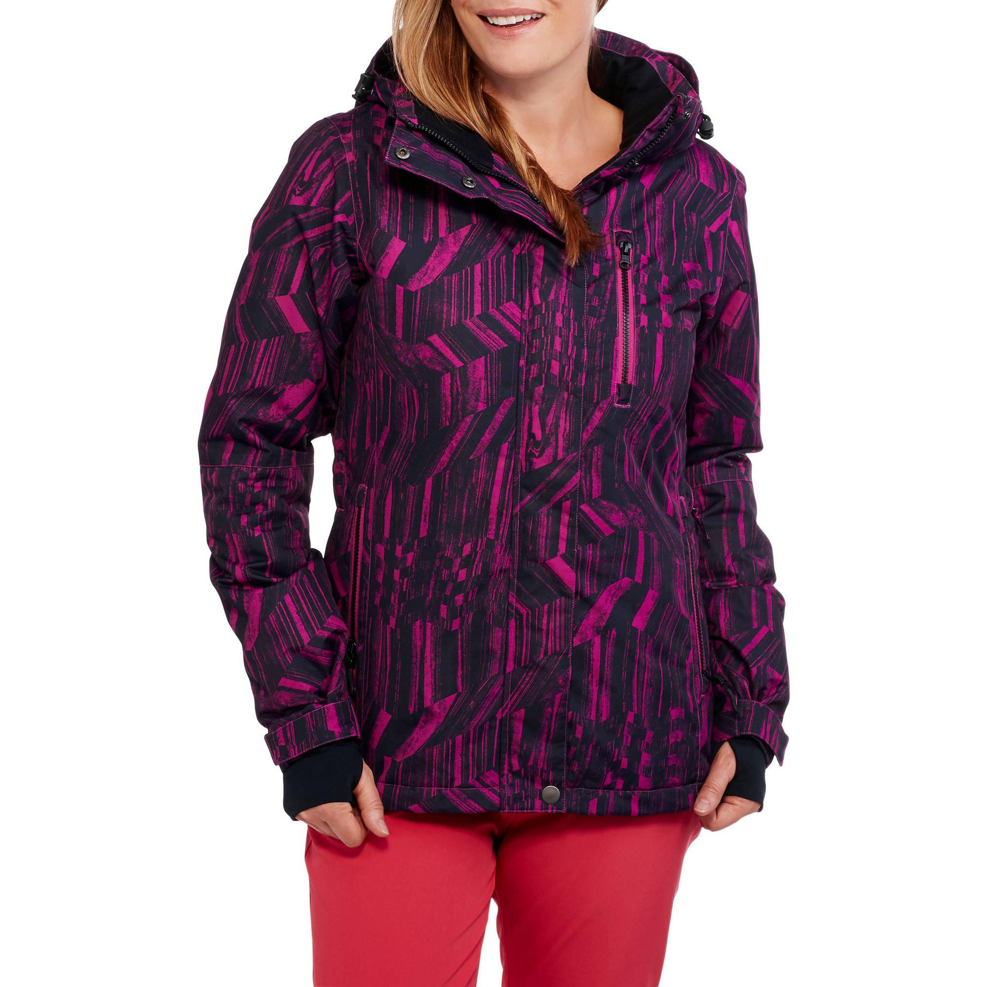 Iceburg Women's Bevel Insulated Snowboarding Jacket