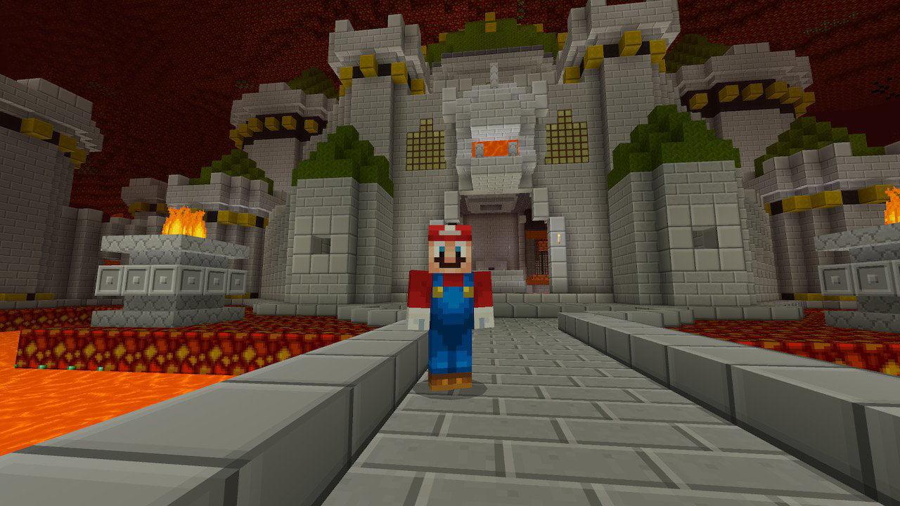 Minecraft Nintendo Nintendo Switch 045496591779 Walmart Com