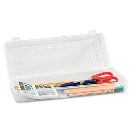 Art Box - Innovative Storage Designs Stretch Polypropylene, Snap Shut, Clear