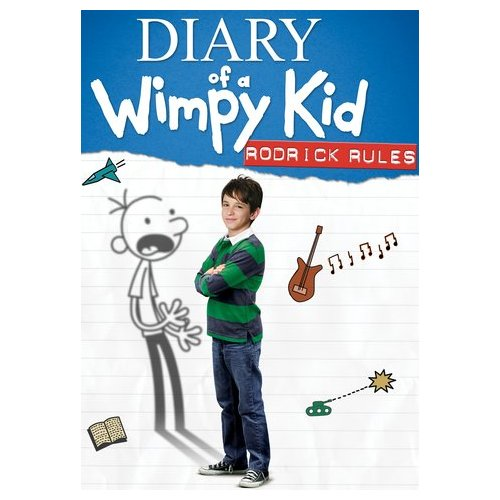 Diary of a Wimpy Kid 2: Rodrick Rules (2011)