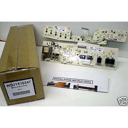 WD21X10247 GE Dishwasher Electronic Control Board Unit AP3958565