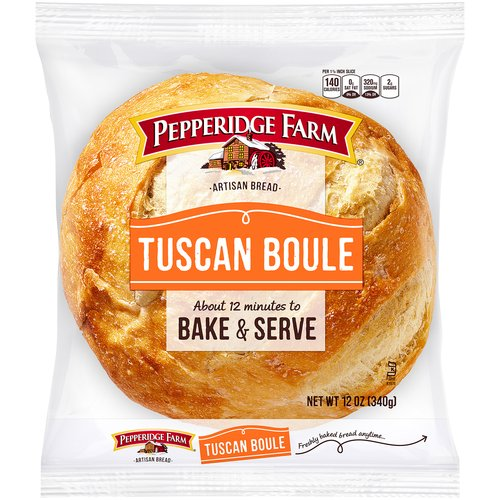 Pepperidge Farm Artisan Bread Tuscan Boule, 12 oz