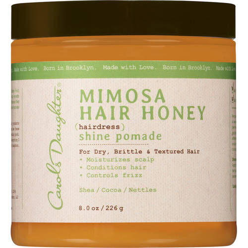 Carol's Daughter Mimosa Hair Honey Shine Pomade, 8 oz