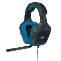 Deals on Logitech G430 Over-the-Ear Gaming Headset