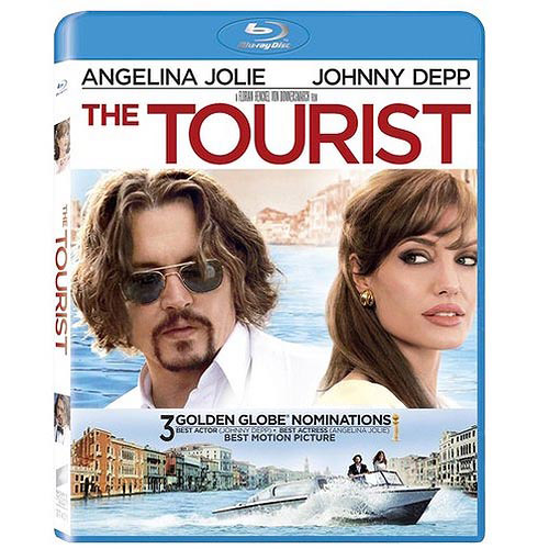 The Tourist (Blu-ray) (Widescreen)