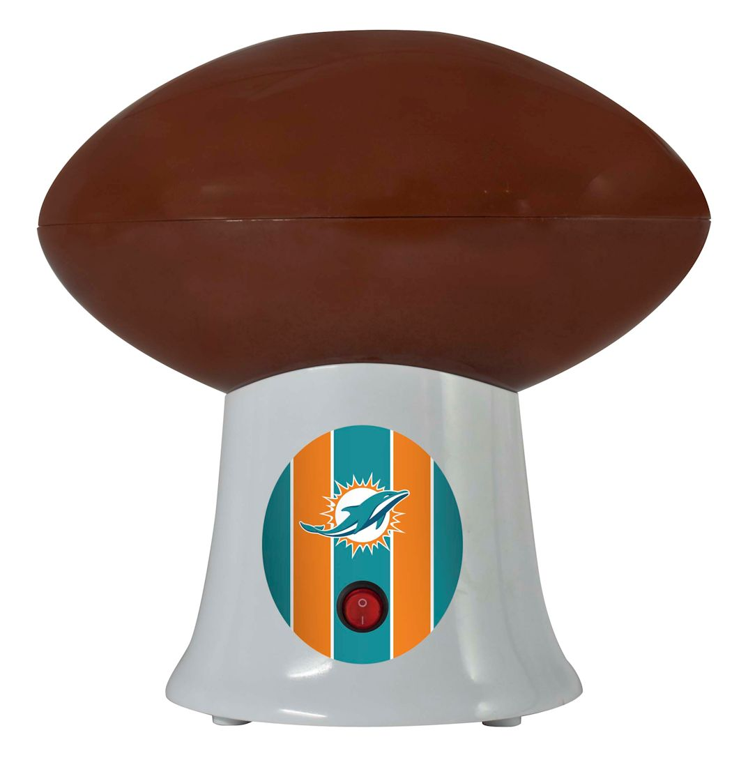 Miami Dolphins Hot Air Popcorn Maker
