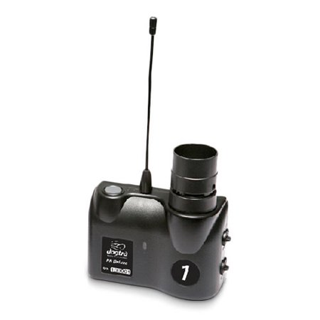 Dogtra RR Deluxe 1-Mile Range Extra Waterproof Receiver with Multiple Sound (Replacement Deluxe Ultralight Receiver)