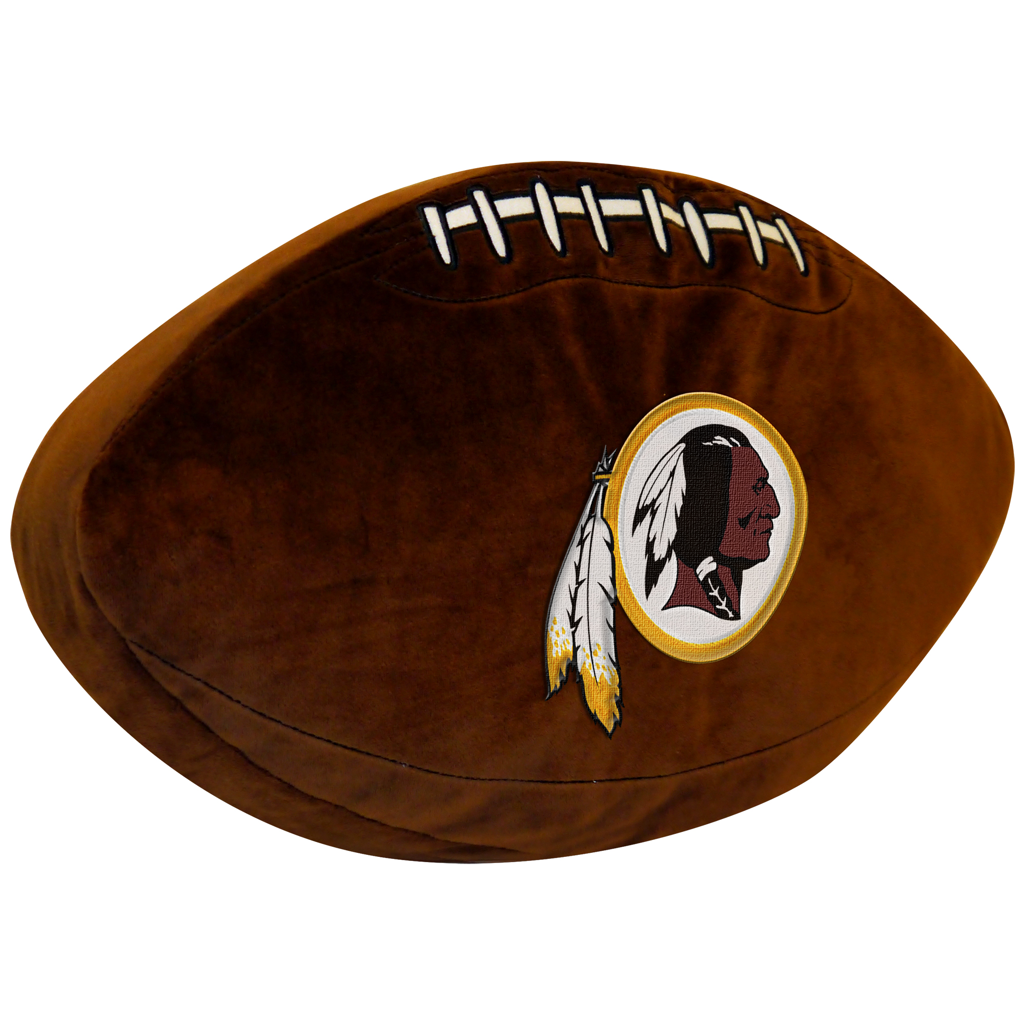 Washington Redskins The Northwest Company 15'' 3D Sports Pillow - No Size